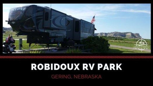 Robidoux RV Park - Gering, Nebraska