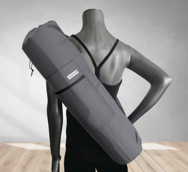 Gray Yoga Bag 201914A