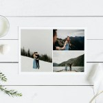 romantic save the date template