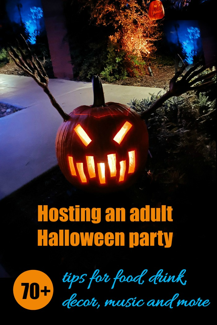 Our editors independently research, test, and recommend the best products; 70 Adult Halloween Party Ideas Tips For Food Games And Decorations