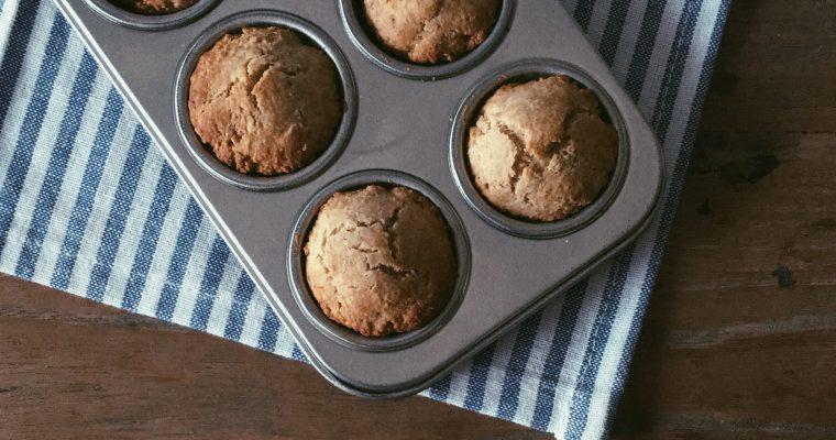 Mini gluten-free cinnamon muffins