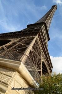 Eiffel Tower @ Paris France