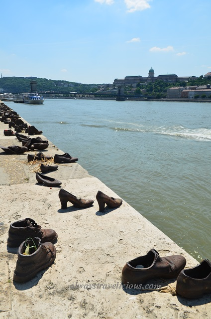 Shoes on the Danube, Budapest Hungary 4