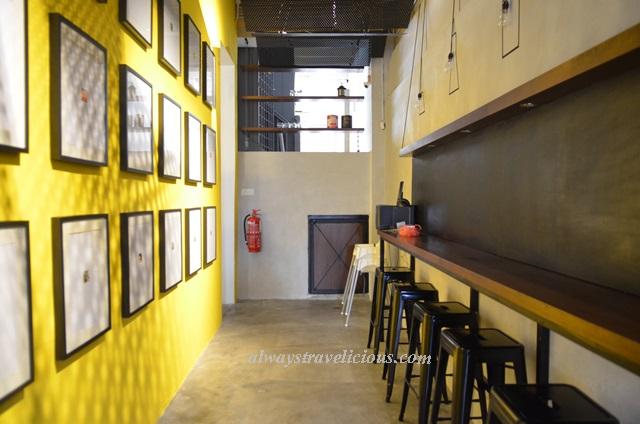 Mustard Sandwich House Ipoh 2