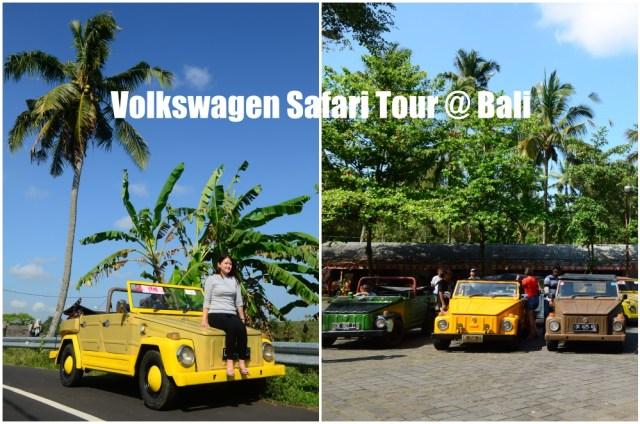 Volkswagen Safari Tour Bali