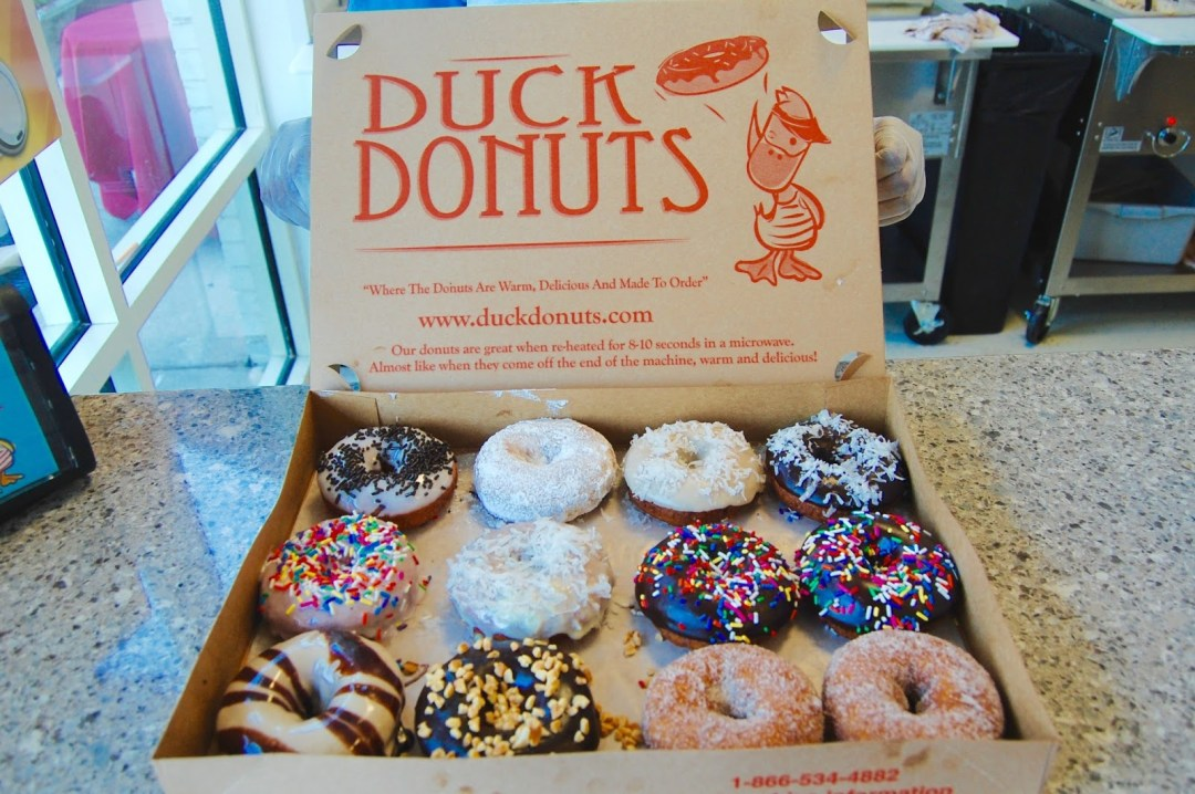 A2F Duck Donuts