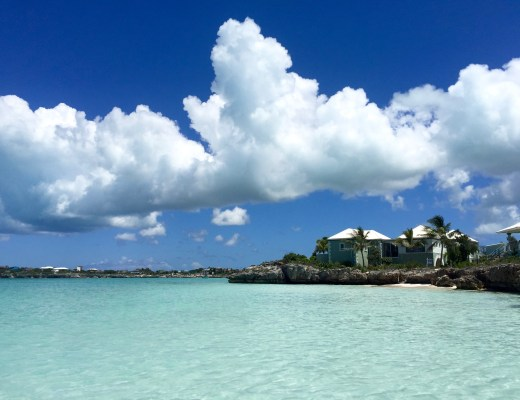 A2F Turks and Caicos View