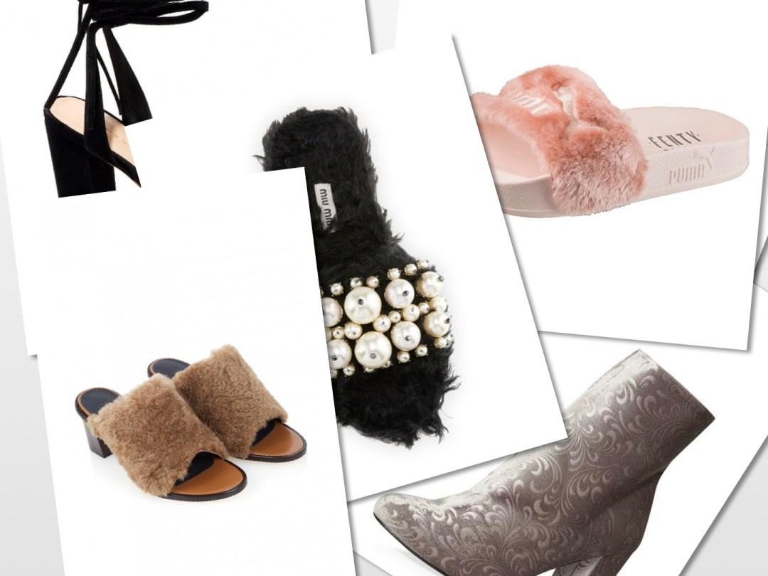 Fall Shoe Trends Feature Image