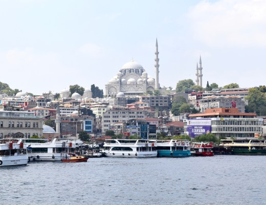A2F Istanbul boat view 4