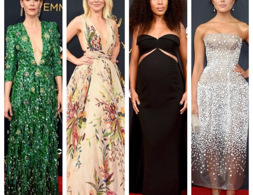 A2F Best Dressed: 2016 Emmy Awards