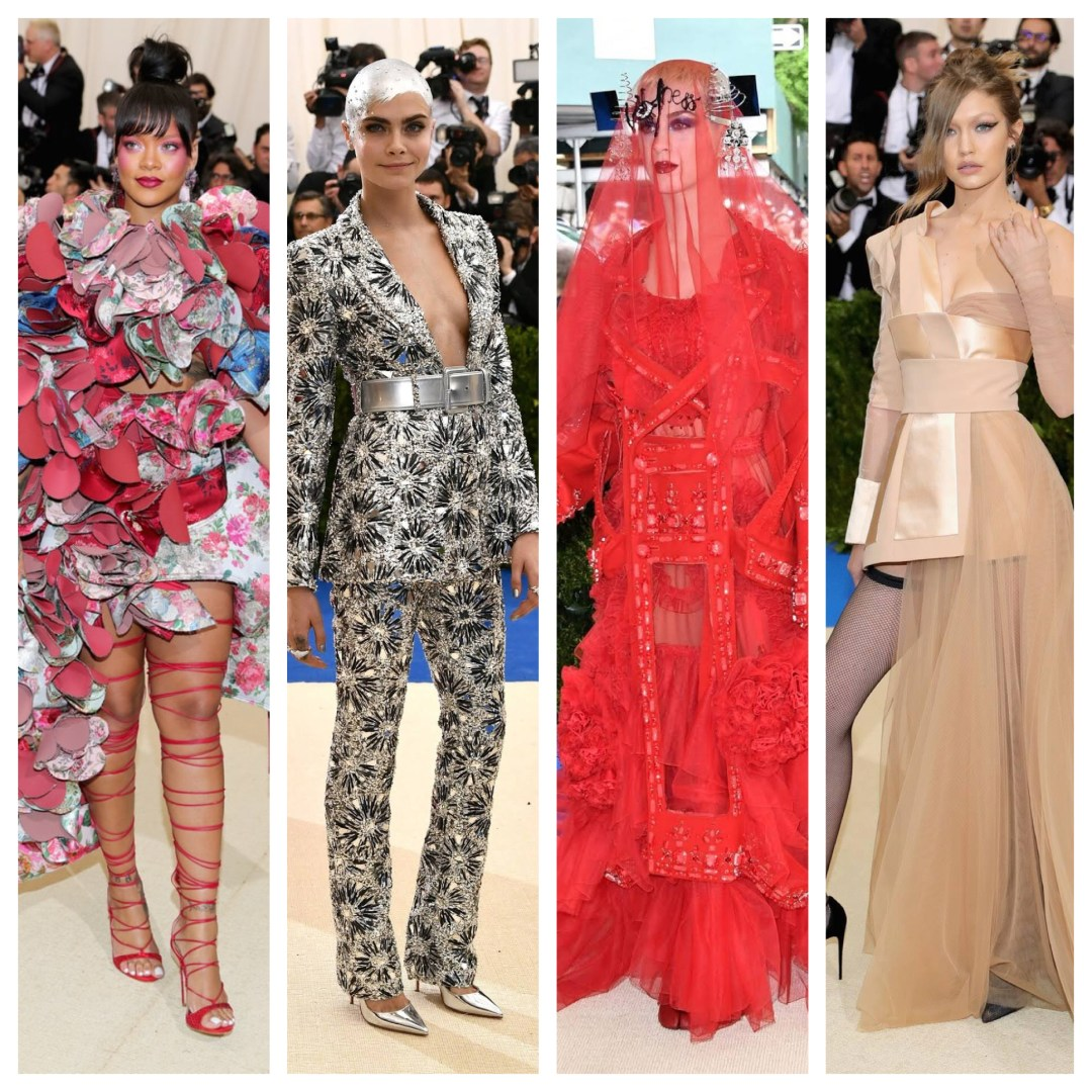 A2F Best Dressed: 2017 MET Gala Feature Image