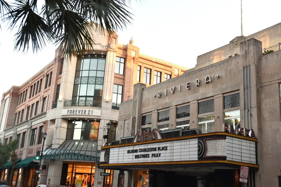 Riveria Theater Charleston, SC