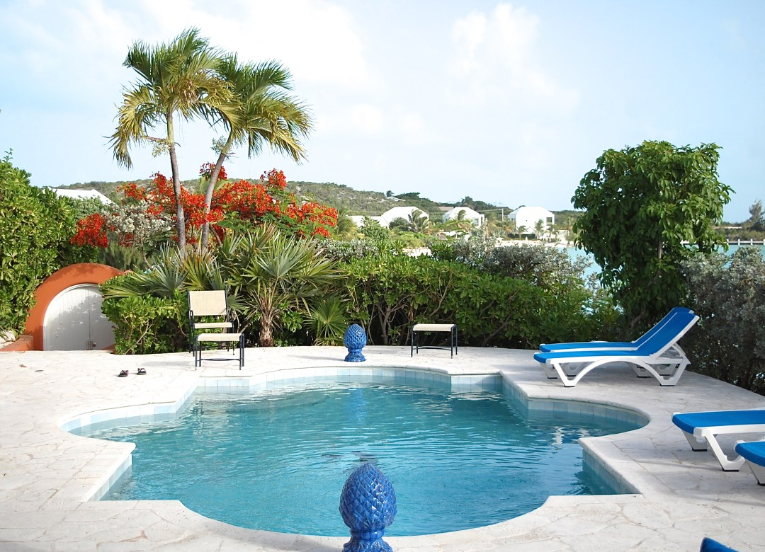 A2F Turks and Caicos Pool at La Koubba Villa