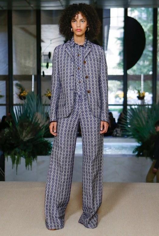 A2F NYFW S/S 2018 Suiting Derek Lam