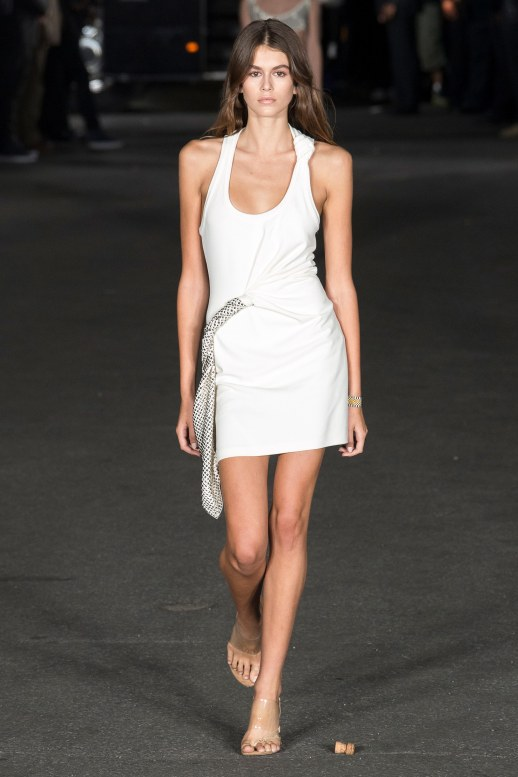 A2F NYFW S/S 2018 Bright Whites Alexander Wang