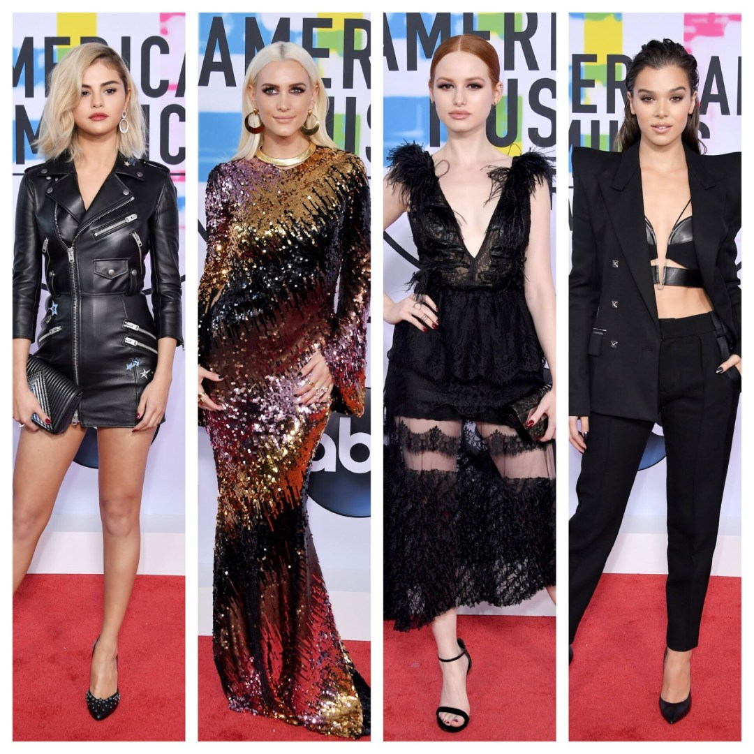 A2F Best Dressed: 2017 American Music Awards Feature Image