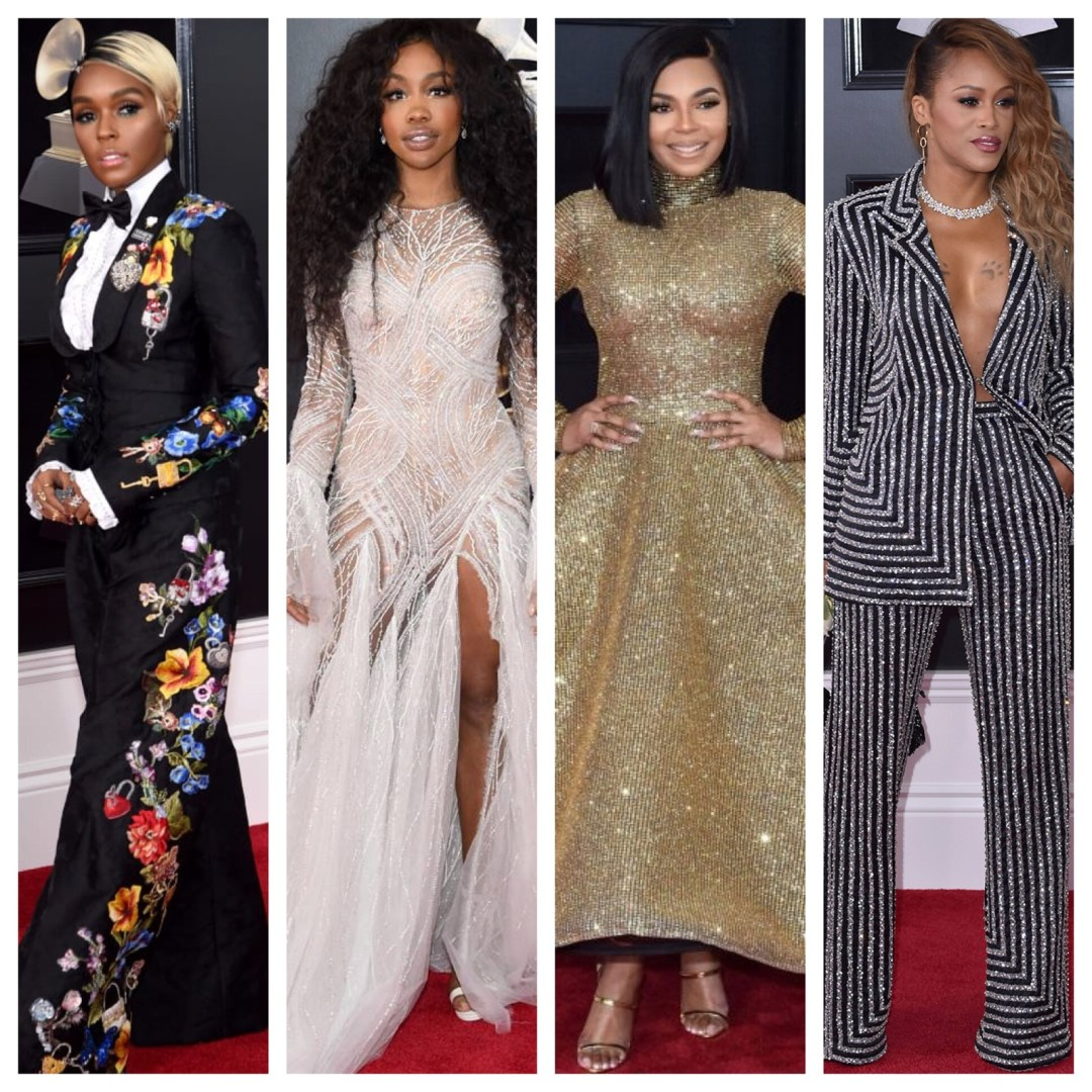 A2F Best Dressed: 2018 Grammy Awards Feature Image