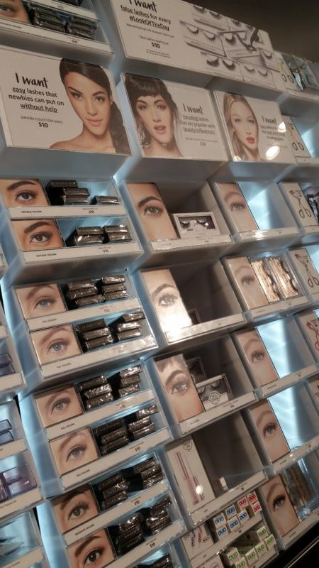Why Shopping at Sephora Makes me Want to Cry: Part 3, guided signs