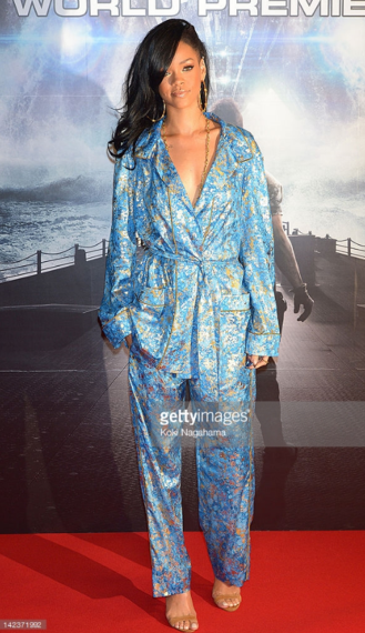 Rhianna, Battleship Premiere. Photo Credit: Koki Nagahama via gettyimages.com