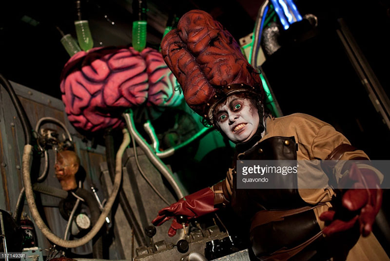 Mad Scientist with large brain. Photo Credit: Quavondo - 117149391. gettyimages.com. Alwaysuttori.com