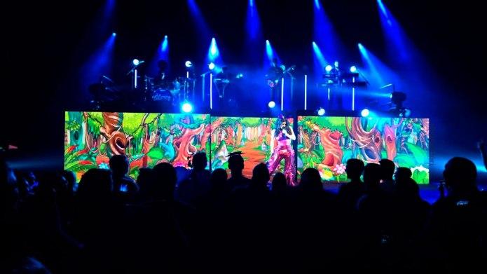 Marina and the Diamonds Minneapolis Concert 2015. Photo Credit: I'mari Avey