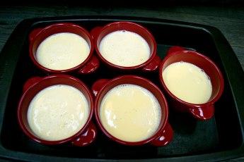 Unbaked Crème Brûlée. Photo Credit: I'mari Avey. Alwaysuttori.com.