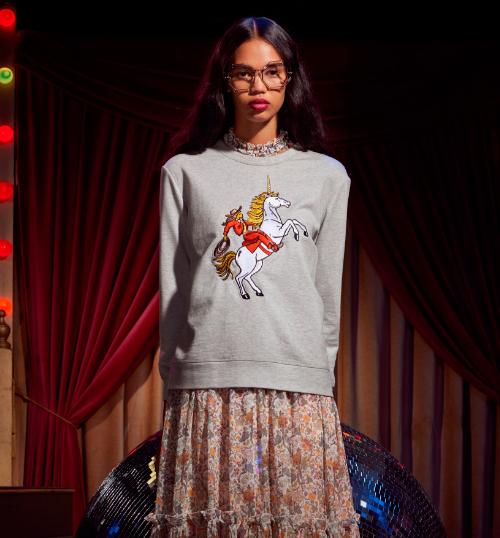 Photo Credit: Karen Walker via vogue. INTJ Fashion Trends for fall 2017