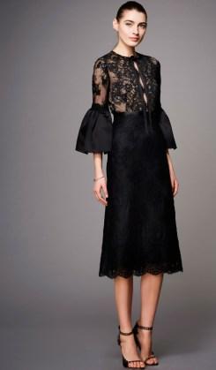 Photo Credit: Marchesa via vogue.com. INTJ Fashion Trend Report for 2017. Alwaysuttori.com