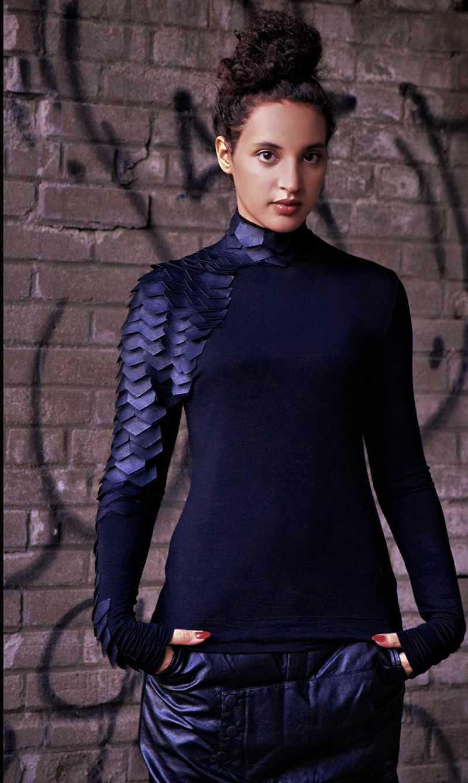 Girl Warrior 5. Photo Credit: Mechelle Avey. Anti-Romance Fashion: Girl Warrior. Alwaysuttori.com