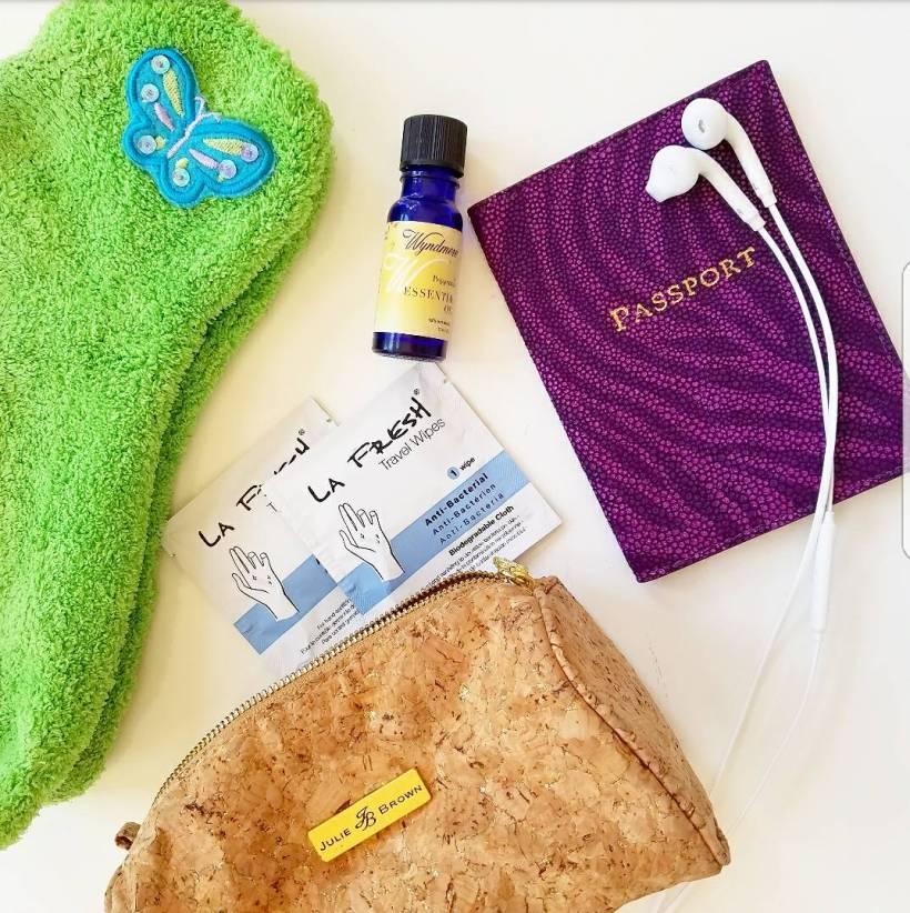 Always Uttori Travel Essentials. Photo Credit: I'mari Avey. Wanderlust Travel Essentials. Alwaysuttori.com