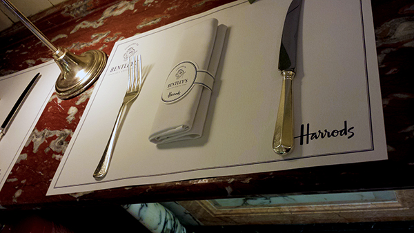 Harrod's Department Store. Photo Credit: Always Uttori. London Calling: 3 days in London, Always Uttori Travel Diaries. Alwaysuttori.com