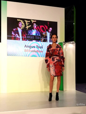 Angust Tsui, Look 4. Photo Credit: I'mari Avey. Global Fashion Outlook 2018. Alwaysuttori.com