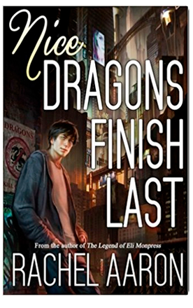 Nice Dragons Finish Last, Rachel Aaron. Always Uttori April Reading list. Alwaysuttori.com