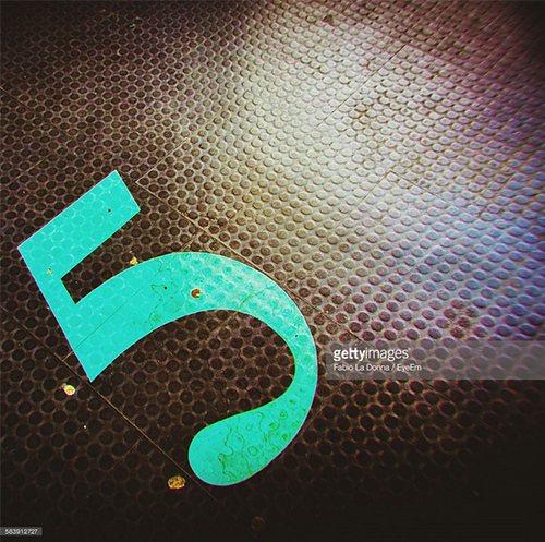 Number 5. Photo Credit: Fabio La Donna, gettyimages.com. MBTI and the Five Factors of Personality. Alwaysuttori.com