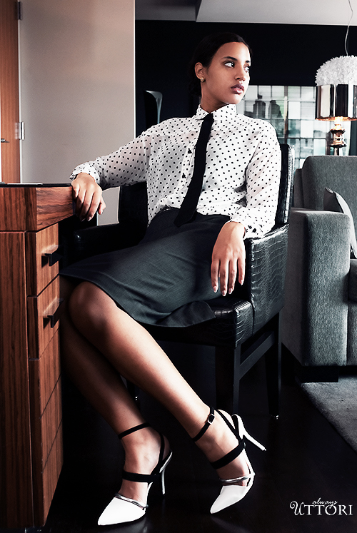 Girl Boss Fierce, L6, P2. Photo Credit: Mechelle Avey. Spring Fashion, Girl Boss Fierce, Look 6. Alwaysuttori.com