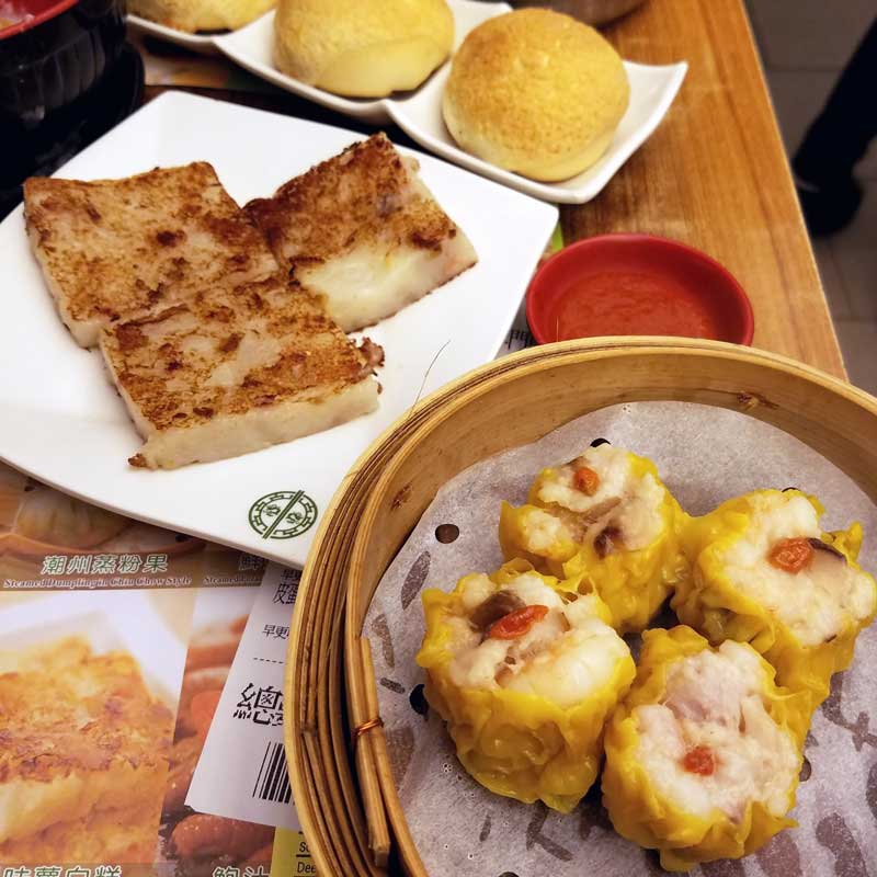 A Hong Kong Food Guide