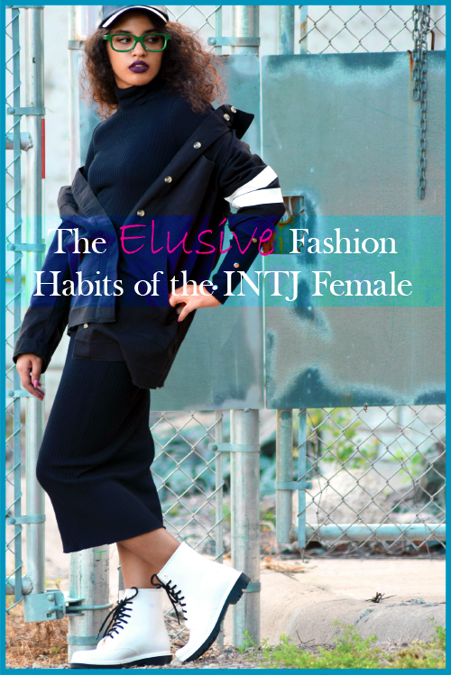 Elusive Fashion Habits Book Cover. Photo Credit: Mechelle Avey. E-Book Announcement: The Elusive Fashion Habits of the INTJ Female Book. Alwaysuttori.com