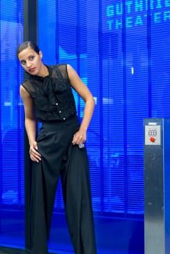 Zara Jumpsuit, p1. Photo Credit: Always Uttori. New Year's Eve Fashion. Alwaysuttori.com