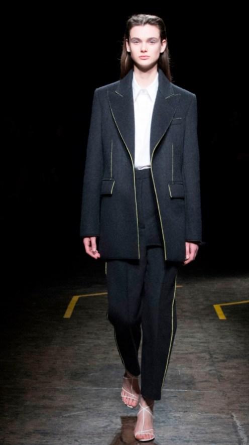 Boss 2. Photo Credit: Vogue.com. Uttori Style   2018 Spring Transition Fashion. Alwaysuttori.com