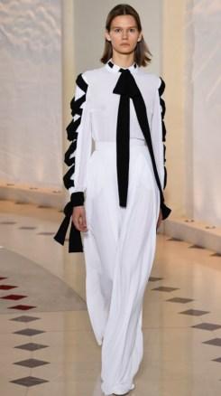 Emilia Wickstead. Photo Credit: Vogue.com. Uttori Style   2018 Spring Transition Fashion. Alwaysuttori.com