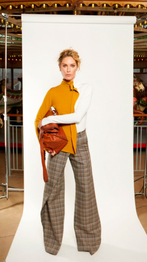 Monse 4. Photo Credit: Vogue.com. Uttori Style   2018 Spring Transition Fashion. Alwaysuttori.com