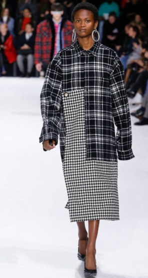 Balenciaga Fall 2018. Photo Credit: Monica Feudi via Vogue.com. Fall Fashion Guide for INTJ Fashionistas. Alwaysuttori.com.