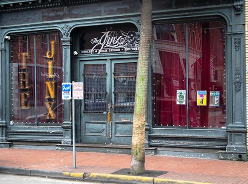 The Jinx in Savannah, Ga. Photo Credit: Always Uttori. Midnight Train: Journey to Self. Alwaysuttori.com