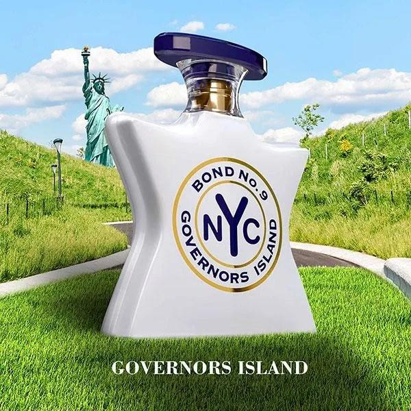 Bond No. 9 New York Governor's Island Eau de Parfum 3.3 OZ