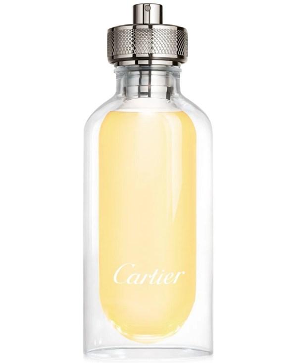 Cartier Men's L'Envol de Cartier Eau de Toilette Refillable Spray, 3.3-oz