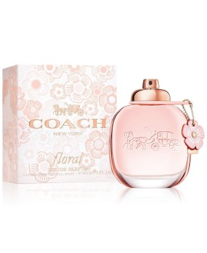 COACH Floral Eau de Parfum Spray, 3 oz (W)