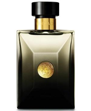 Versace Men's Pour Homme Oud Noir Eau de Parfum Spray, 3.4 oz
