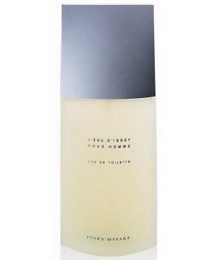 Issey Miyake Men's L'Eau d'Issey Pour Homme Eau de Toilette Spray, 4.2 oz