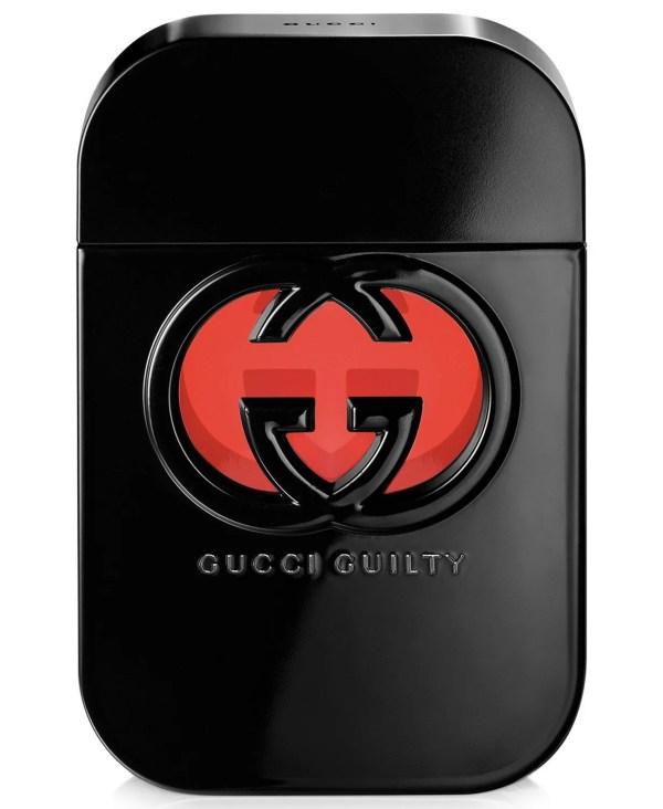 Gucci Guilty Black Eau de Toilette, 2.5 oz