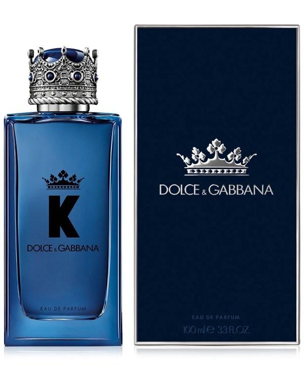 DOLCE&GABBANA Men's K Eau de Parfum, 3.3-oz
